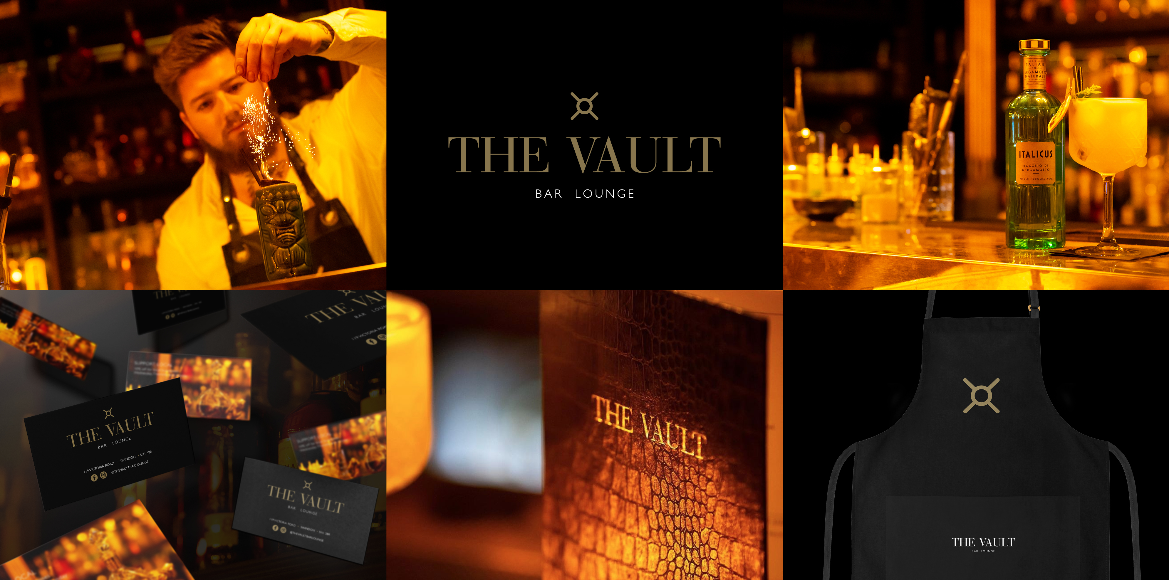 The Vault Bar Swindon