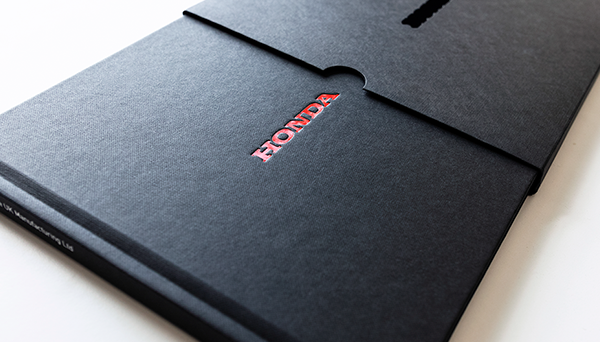 Honda bids farewell to Swindon site with hardback book.