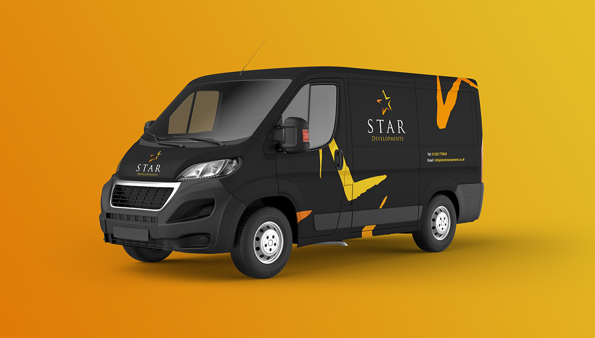 Website refresh mirrors Star Developments' exciting growth.