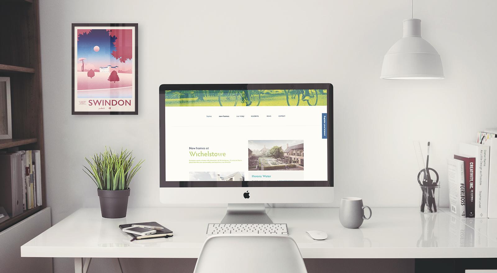 Wichelstowe Website