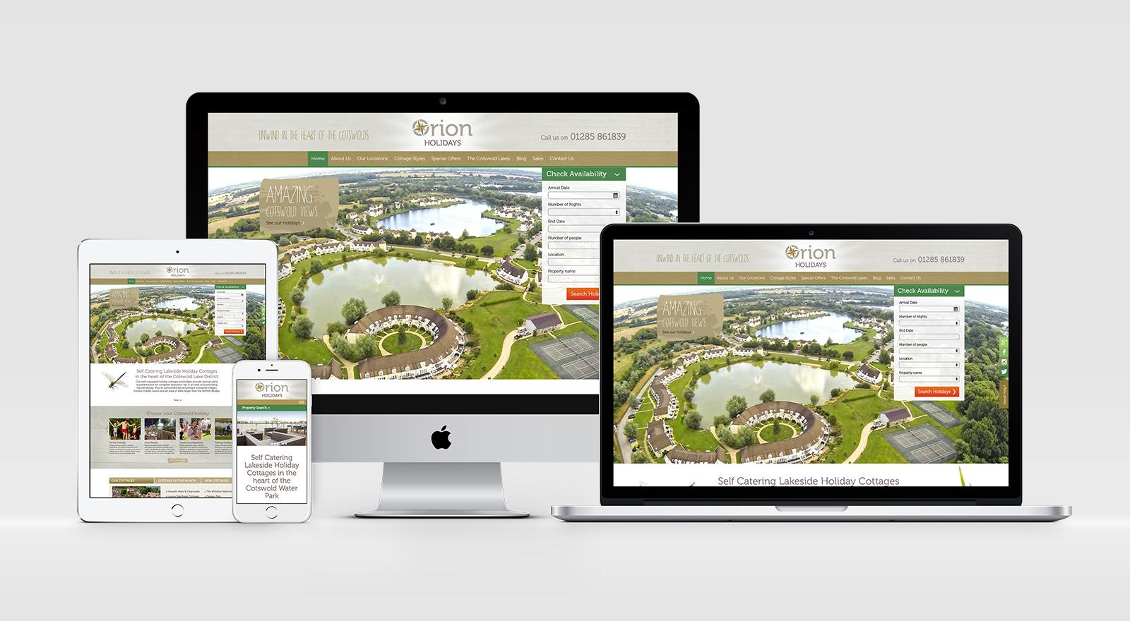 Orion Website