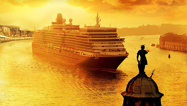 Brand campaign for global cruise holiday specialist.